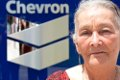 Chevron AGM 2010 Action